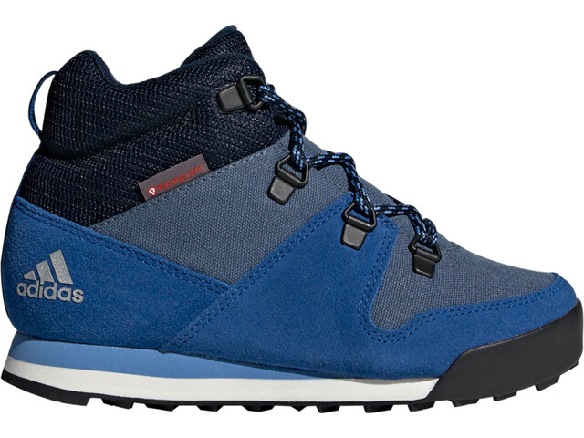 adidas TERREX SnowPitch Botas de Invierno Niños, azul